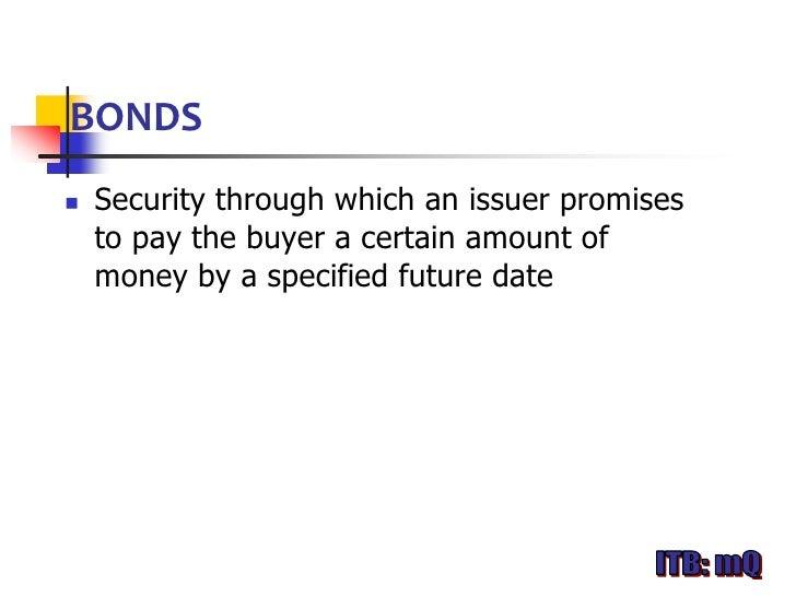 Intermediate-term financing