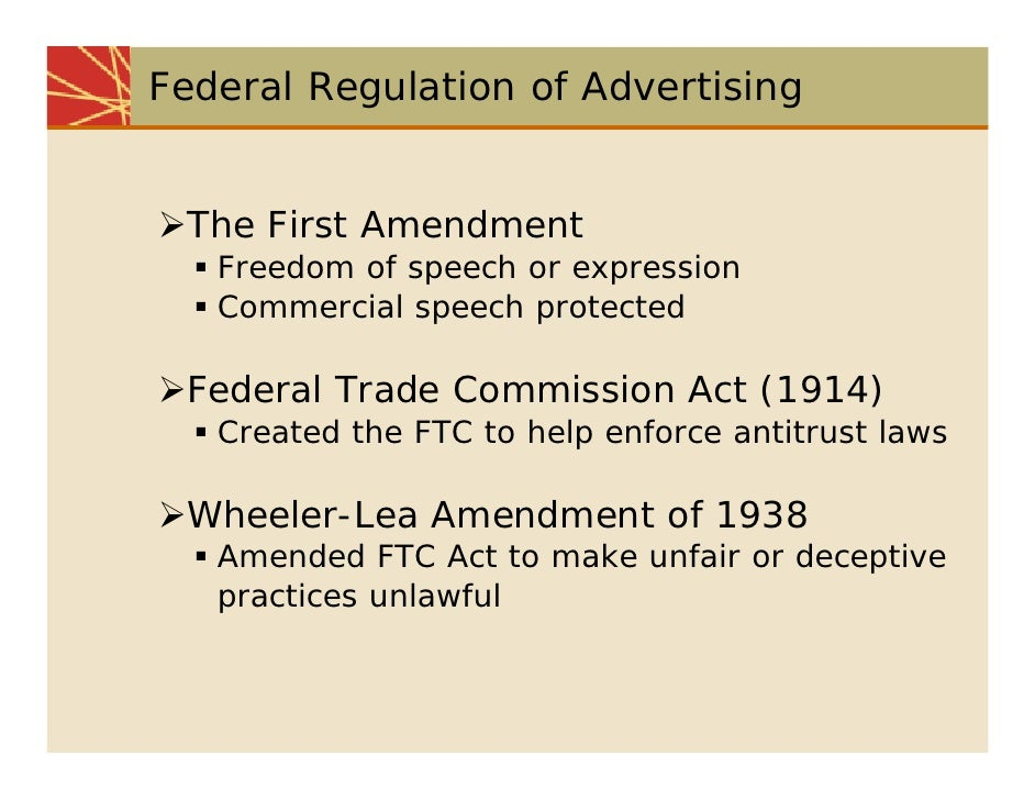regulation of advertising and promotion Given the harmful influence of tobacco advertising and promotion on current, potential, and former smokers, marketing regulation is a necessary component in the effort to combat the global tobacco epidemic.