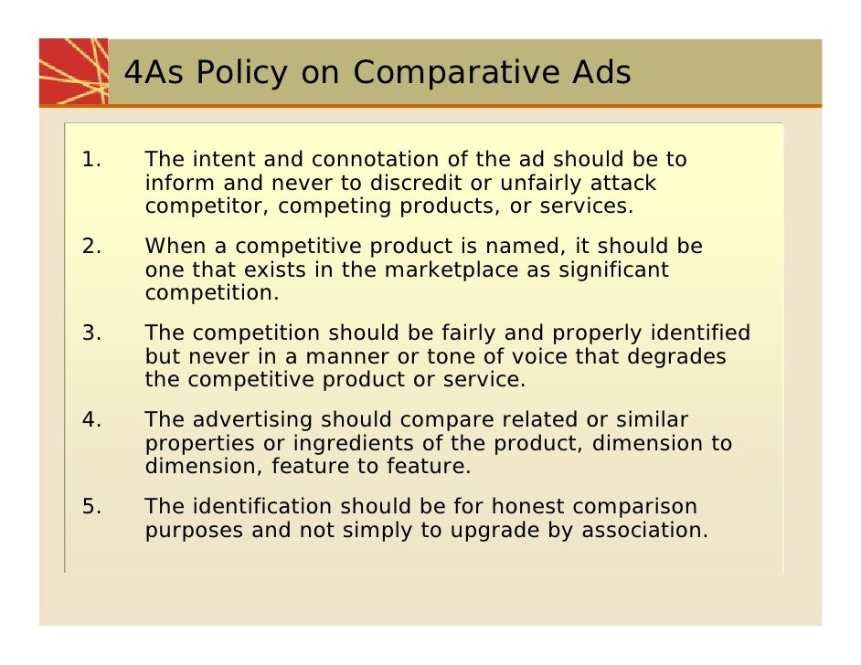 regulation of advertising and promotion Advertising regulation focuses heavily on the veracity of the claims and as communications can include advertising, sales promotion, public relations, publicity.