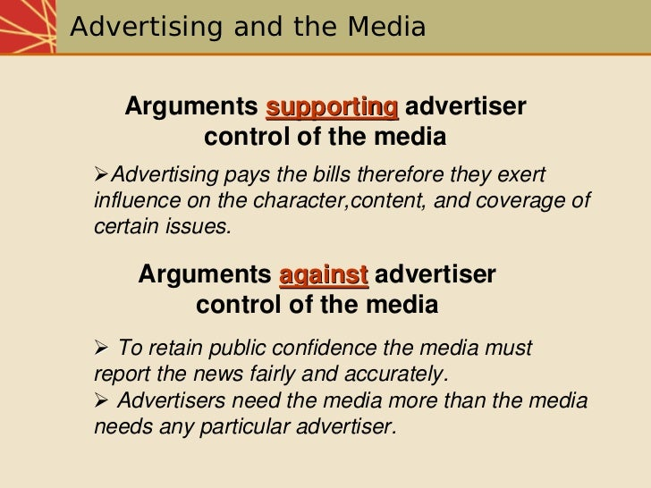 advertising and promotion evaluating arguments Advertising directed to children raises special issues that's because children may have greater difficulty evaluating advertising claims  and the promotion .