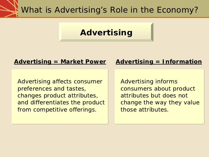 advertising and promotion evaluating arguments Marketing and promotion strategies marketing is the process of getting your business noticed by the people who need or want your products or services many small businesses come up with a fabulous business idea but then fail to market it successfully.