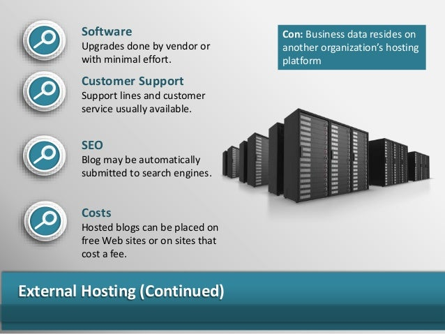 6 Advantages of HQ Hosting It's FREE No cost to chapter for site ...