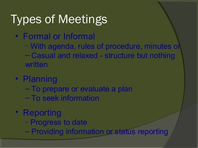 types of meetings Types of aa meetings most meetings last about an hour and are held on a regular basis at the same time and place every week the intergroup office maintains a complete meeting schedule of all these meetings for the augusta area and the csra.