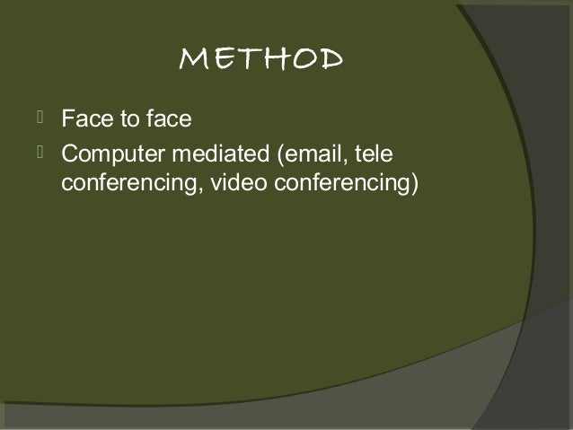 computer mediated communication and interpersonal relationship essay Computer-mediated communication (cmc) is defined as any human  communication that  humans use computers (or digital media) to manage  interpersonal interaction, form impressions and form and maintain relationships   composure and other skills contribute to competence in computer mediated  communication.