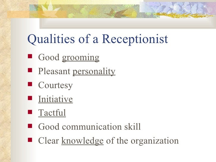 good qualities in a person for a resume