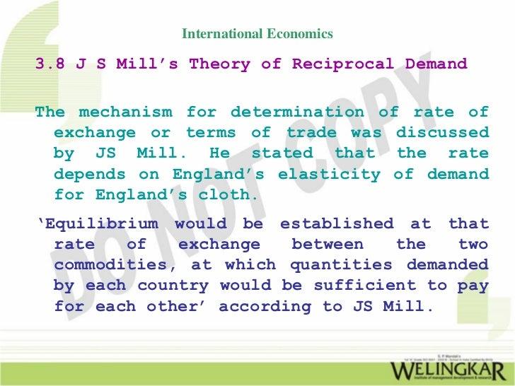 Classical International Trade Theory