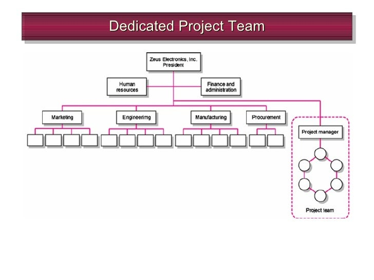 Chap 3 Organization Structure