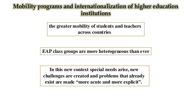 Academic needs under the European Higher Education Area requirements Needs analysis plays a fundamental role in methodolog...