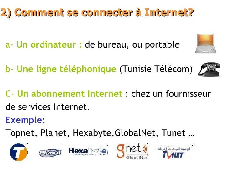 Cours recherche sur internet - Comment connecter un ordinateur de bureau en wifi ...