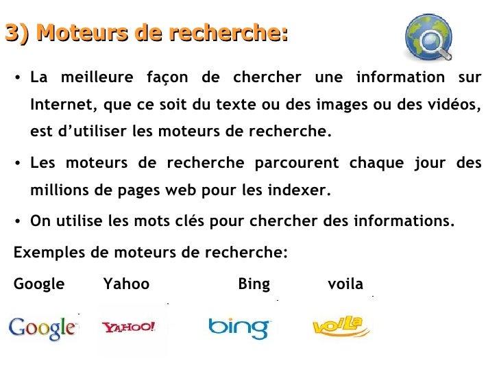 Cours Recherche sur Internet