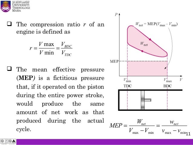 thermodynamic chapter 5 air standard cycle reciprocating devices 10 11