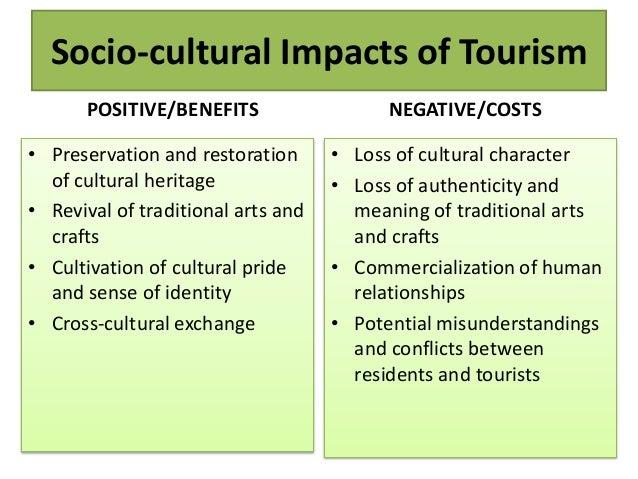 positive impact of tourism on economy