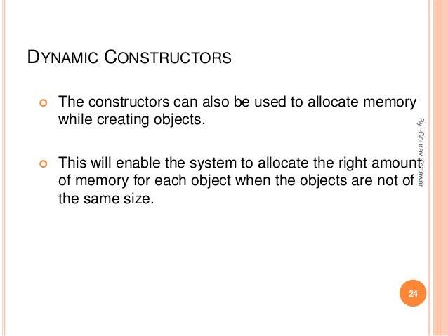 Learn cpp copy constructors