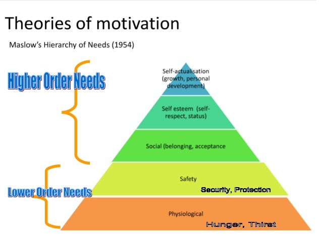 needs and motivation theories All needs theories focus on specific needs people want to satisfy there are  several theories that explain motivation as a result of these needs.