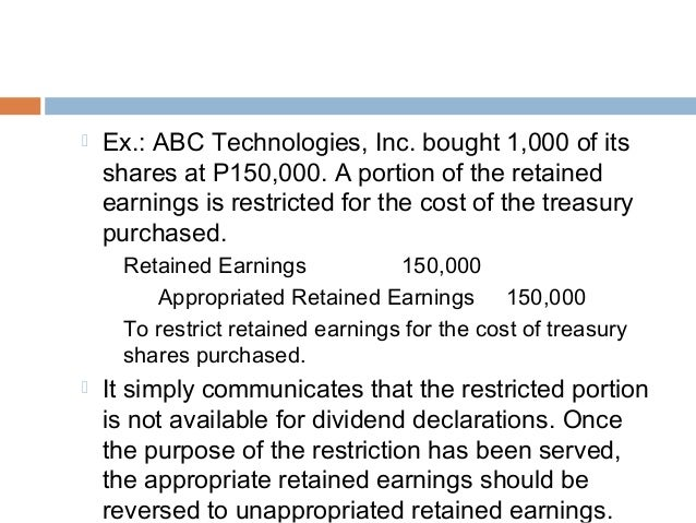 how to find retained earnings
