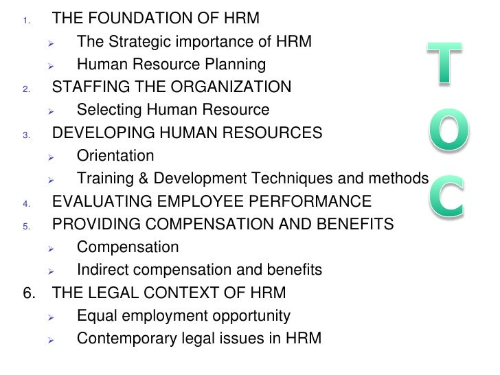 Contemporary Issues Faced by Human Resource Managers Today