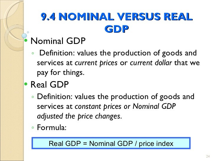 gdp explanation Economy a country defined in terms of the total composition of its economic activities and the ultimate location of economic decision-making the total value of goods and services produced in any one year is called the gross domestic product.