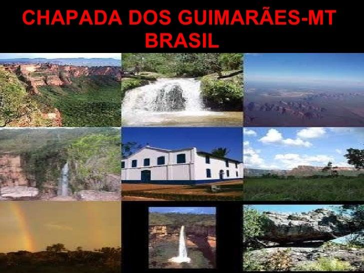 CHAPADA DOS GUIMARÃES-MT  BRASIL