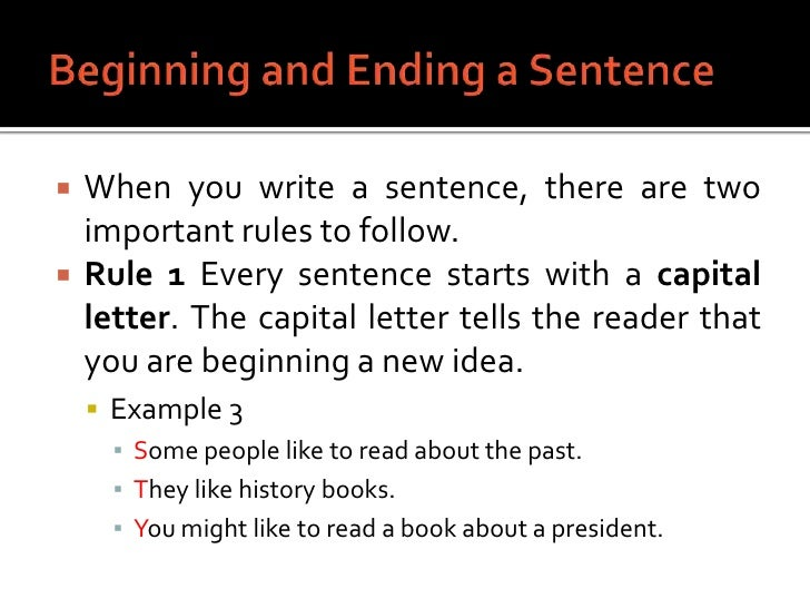 sentence with every letter chaper 1 writing sentences 11 grade 267