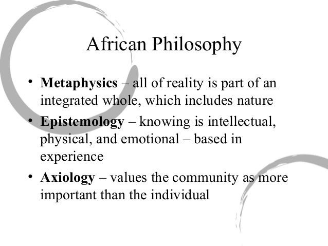 the importance of metaphysics in philosophy It is no longer possible to define metaphysics that way, for two reasons first, a   philosophers have long recognized that there is an important.