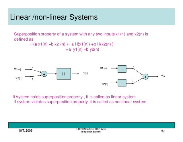signals and linear system 6003 covers the fundamentals of signal and system analysis and representations of linear, time-invariant systems 6003 signals and systems.