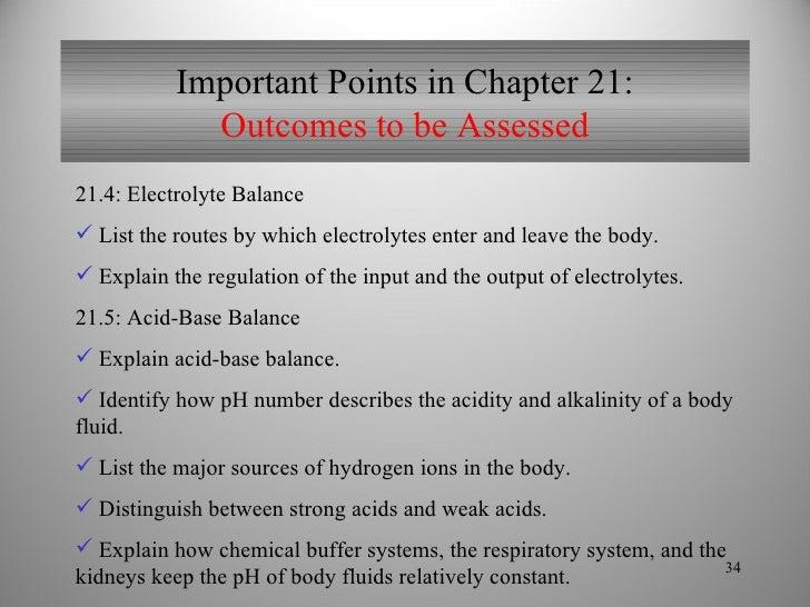 Chapt21 fluid & electrolytes