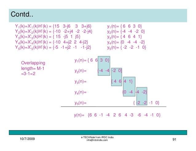 digital signal processing tutorial pdf
