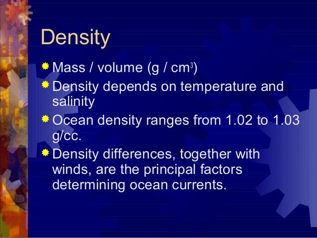 relationship between ocean currents and heat exchange