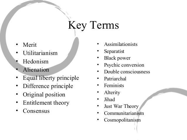 Philosophy 100: Chapt 9