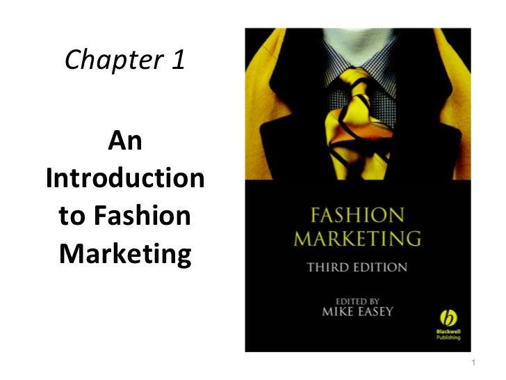 Intro to fashion marketing 24