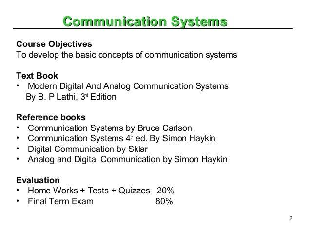 communication system ch1