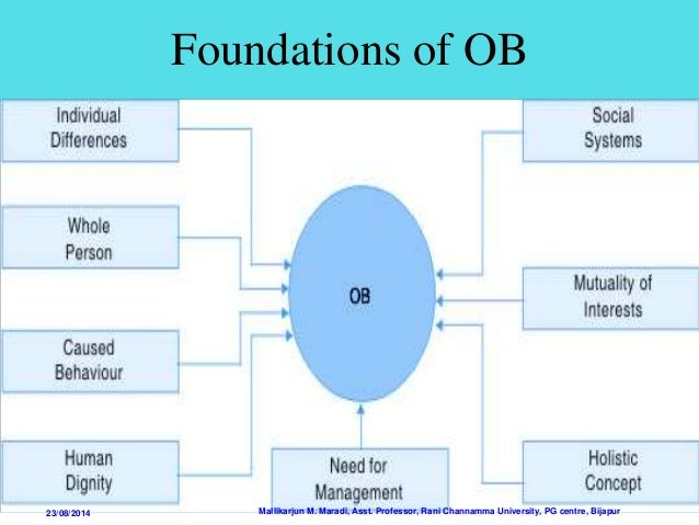 organisation behaviour Organizational behavior refers to the way individuals and groups interact within and toward an organization the combined behaviors create a company climate that can bolster or undermine an organization's success operating from within a company's system, both management and staff might have difficulty recognizing.