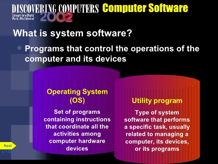 difference between system software application software tabular form