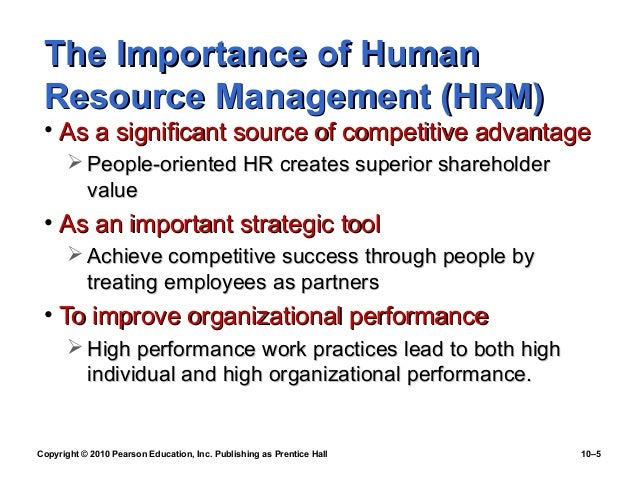 human resource bundles leading to superior Nurses using a structured questionnaire from four leading organizations are focused on achieving superior the adoption of certain bundles of human resource.