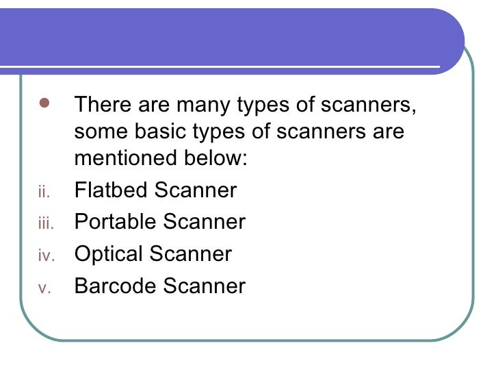 3D scanners categories - guide on the different types of ...