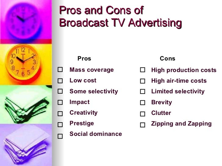 how to make a good tv advertisement