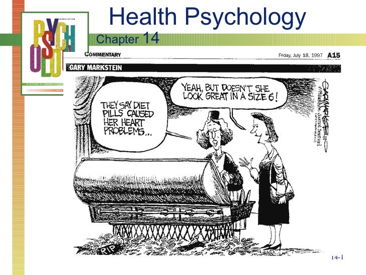Health Psychology Chapter  14
