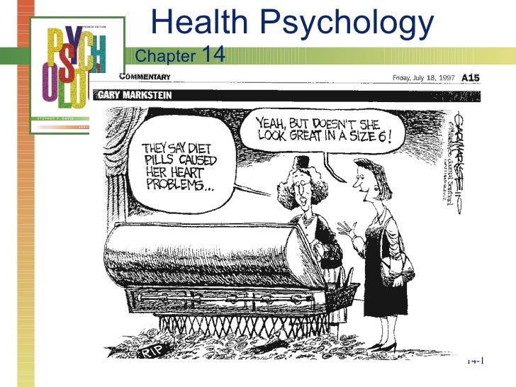 Health Psychology Chapter 14                          14-1