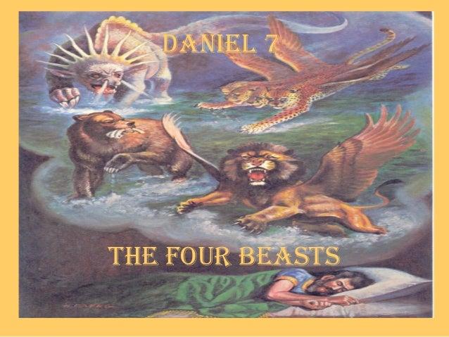 Daniel 7 The Four BeasTs
