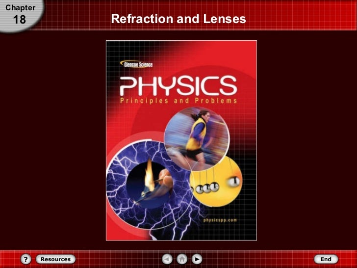 Refraction and Lenses Chapter 18