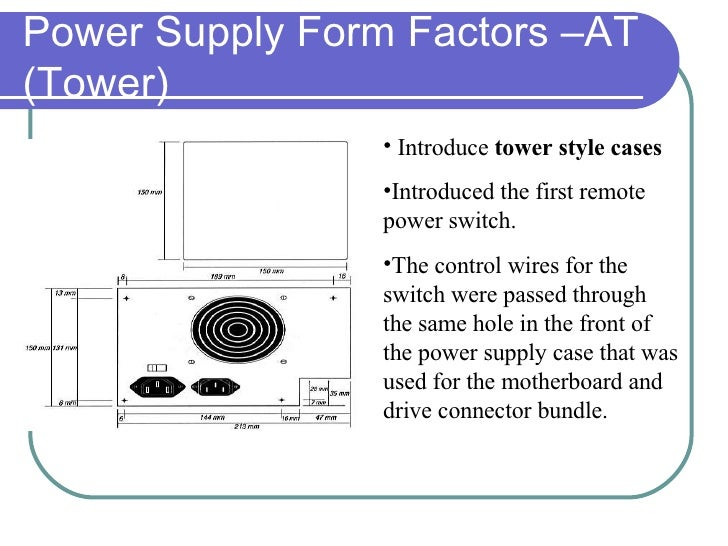 Chapter 2 Power Supply