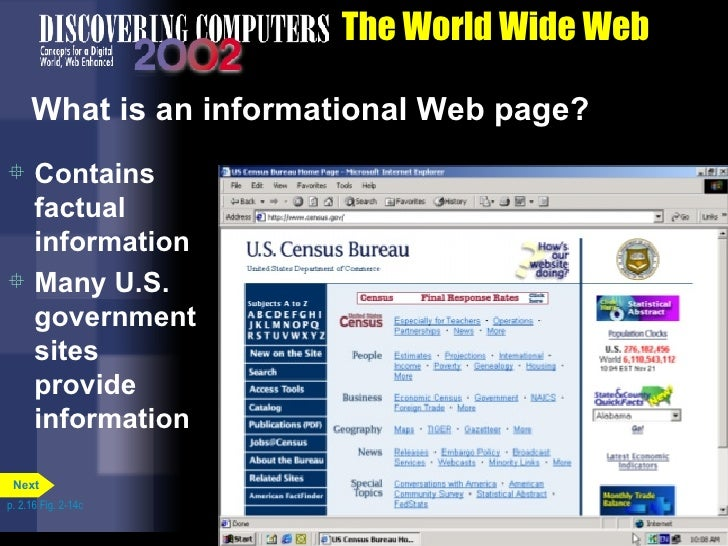 defining the internet and world wide web The world wide web, or just the web, as ordinary people call it, is a subset of the internet the web consists of pages that can be accessed using a web browser the internet is the actual network of networks where all the information resides.