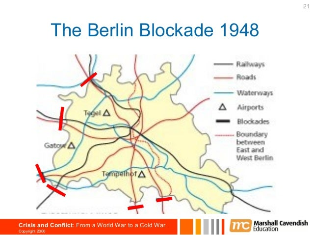 Essay: The Berlin Wall