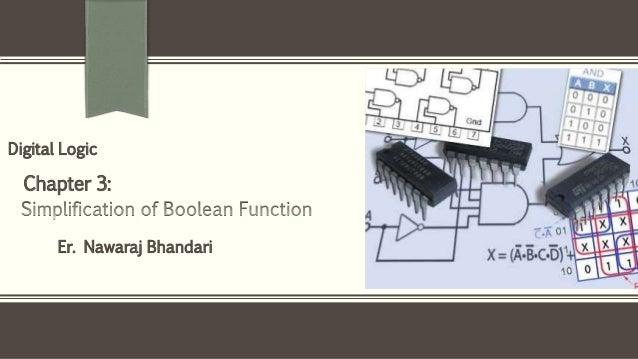 Er. Nawaraj Bhandari Digital Logic Chapter 3: