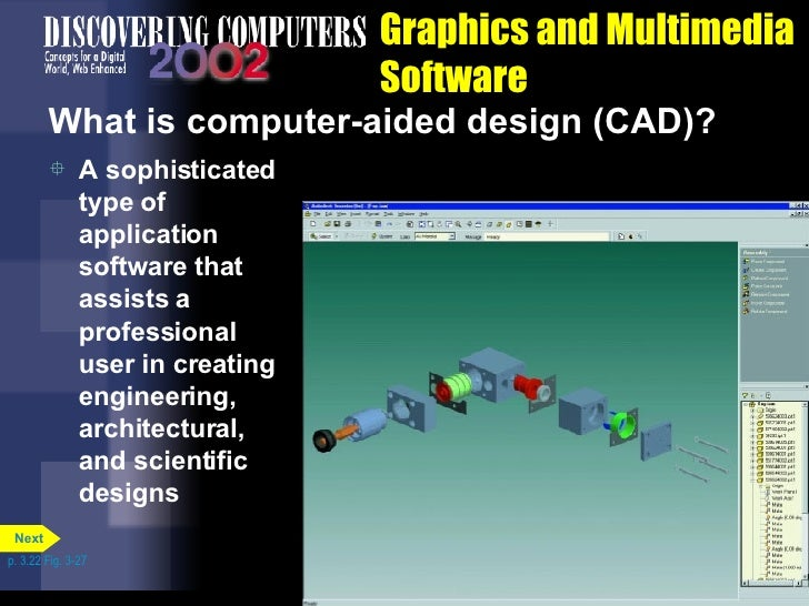 features of graphics application software packages