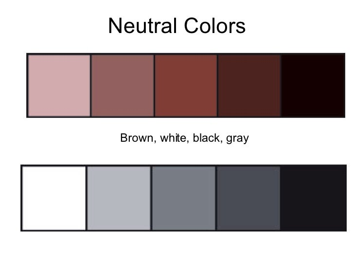 Neutral color scheme definition home design for Neutral colors definition