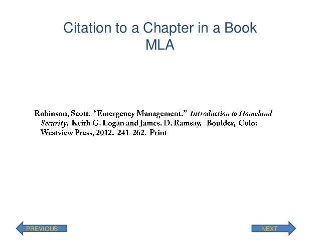 mla book citation