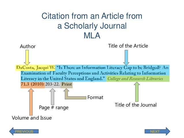 MLA  th ed    How to Cite Your Sources   Research Guides at
