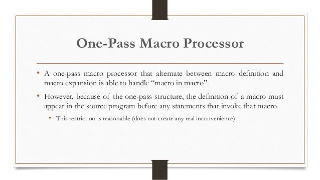 Macro-processor