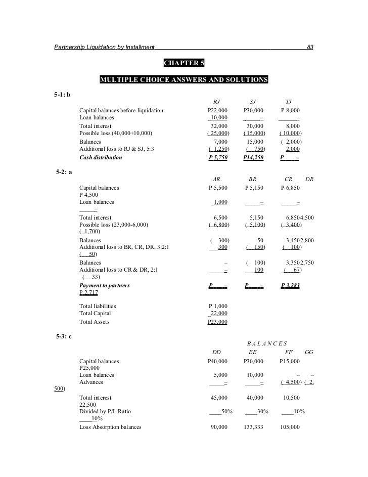 chapter 5 rh slideshare net General Partnership vs Corporation Partnerships Sole Corporations Properietorships